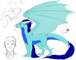 Sketch 2-Jacob by Hippous