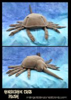 Horseshoe Crab Plush by MangoIsland