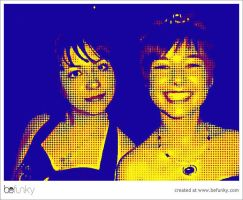 Me and Em edit yellow by Tomoyo-plumqueen