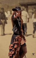 Beautiful Women of Tucson Steampunk CON ~ 002 by PhotosbyRaVen