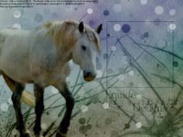 Grey Horse Layout by EquideDesigns