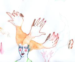 40dans - Lady Hand by MissusHow