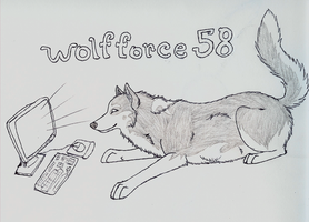 21 Years ID by wolfforce58