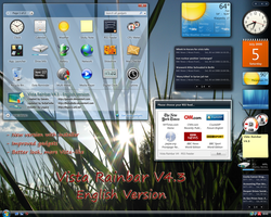 Vista Rainbar V4 by Gavatx