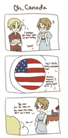 Oh, Canada by chocominte