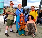 The Wild Thornberrys and Chuckie by ZeroKing2015