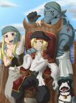 fullmetal pirates by Kay-Jay97