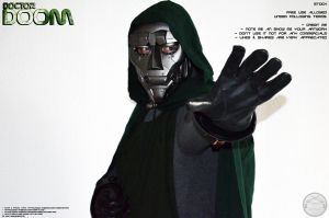 Dr. Doom - Stock5 by Joran-Belar