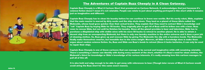 Captain Buzz Cheeply Review. by Jules2005