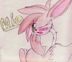 Mio again by Sonic201000