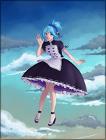 Request: Parachute Dress Kurumu by Muyami54