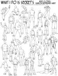 Reference: Men's clothing by what-i-do-is-secret