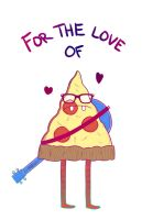 For The Love of Pizza by zacharyxbinks