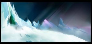 ice cave by EnergonEater