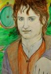 Frodo-hobbit from Shire by ItsJustMeBro0