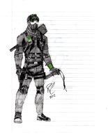 Splinter Cell by TheHypotheticalNerd