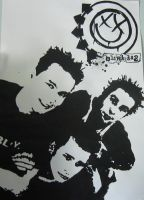 Blink 182 by CMP128