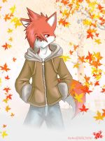 Cold Day by RedWolfXlll