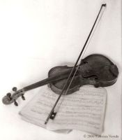 Violin 1 by EliN-lianoR