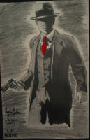 Cole Phelps from L.A Noire by tromaxer