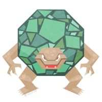 PKMN - Golem by Versiris