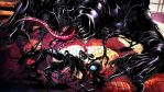 The Ultimate Spider-Man Venom War by ProfessorAdagio