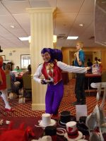 Nights at Anime Detroit 2010 by CynicalSniper