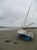 Sad Boat by photographer26