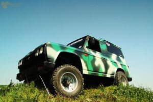 ARO 4x4 by geographu