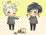 Drarry- Such a brat! by Cremebunny