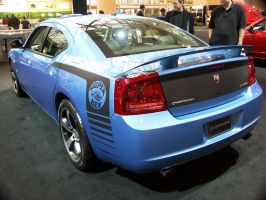 Dodge Charger SRT8 Super Bee 3 by 5tring3r