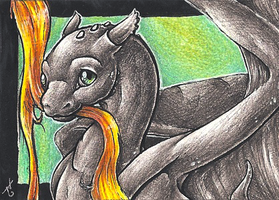 ACEO - Forestia by xRashana