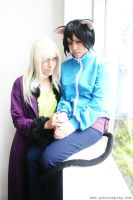 Loveless - Soubi and Ritsuka by Yukilefay