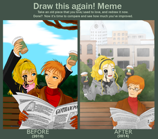 Draw It Again Meme by ShadOBabe