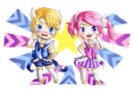 Star Guardians by Archanea