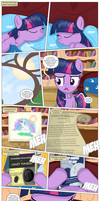MLP: FiM - Without Magic Page 99 by PerfectBlue97