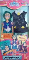 Sailor Stars Sailor Neptune Beauty Change Doll by aleena