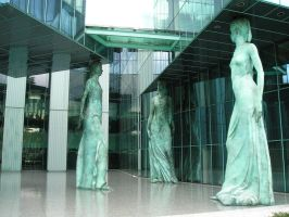 Statues by Amrid