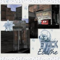 city stock pack 5 by Ecathe