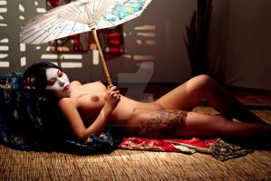 Geisha by rjcphotography