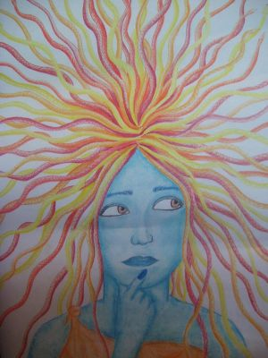 Self Portrait as Medusa