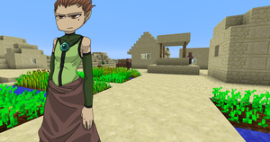 A Villager like them by AccursedAsche