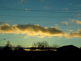 December 19th Sunset by Michies-Photographyy