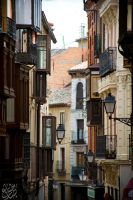 Toledo: old streets by Mgsblade