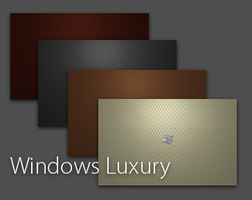 Luxury Windows Variations by Stratification
