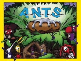 ANTS Cover by mattwatier
