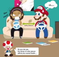 Brina vs Mario eng version by jenysa971