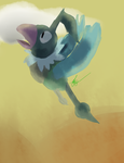 Chatot by VannilaCoco
