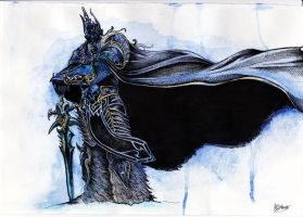 Lich King by BeckyMcEwen