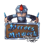 Heroes Network - Minecraft Server by VicTycoon